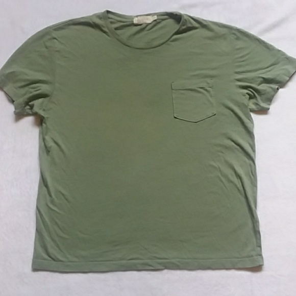 J. Crew Other - J. CREW men's green tee